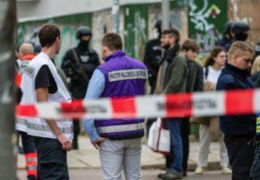 Трансляция нападения в Германии набрала 2,200 просмотров на Twitch