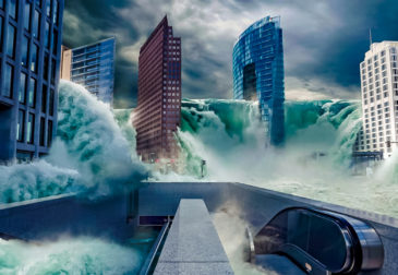 Повышение уровня моря угрожает 300 миллионам человек