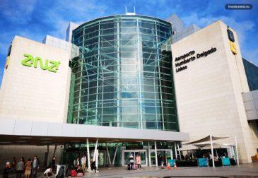 Аэропорт Лиссабона будет закрыт на реконструкцию с января 2020 года