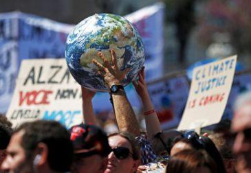 ООН: температура Земли поднимается до катастрофического уровня