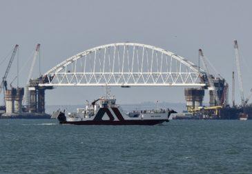 Россия передала Украине корабли задержанные в Керченском проливе
