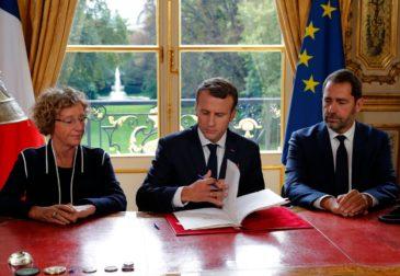 Ответ на мораторий об РСМД и «смерть мозга НАТО»: чем отличился Макрон?