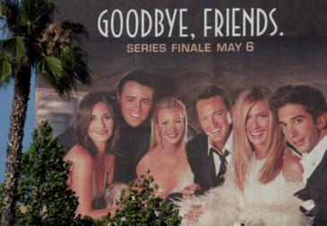 Могут ли «Друзья» снова собраться вместе, хотя бы на одну ночь?