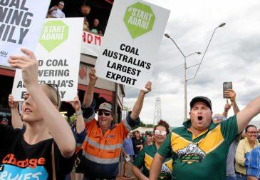 Австралия стала полем битвы для «климатических войн»