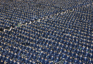 Новая история в распространении Евангелия была написана благодаря успешному проведению церемонии выпуска 100 000 человек церкви Синчонджи