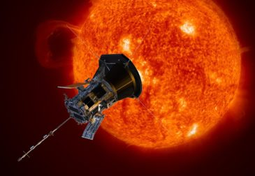 Солнечный зонд NASA Parker переживает рекордно близкое расстояние с солнцем, чтобы отправить домой удивительные находки