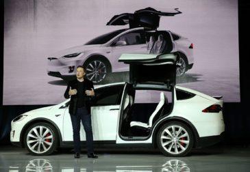 Исторический рекорд акций Tesla