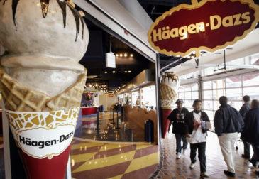 Компания Nestle больше не будет производить мороженое в США.