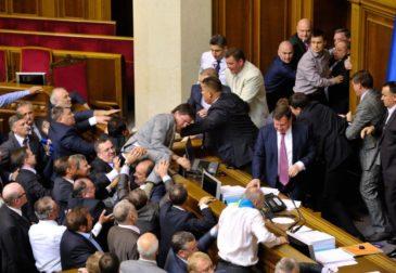 Украина сорвала выступление депутата от Крыма в ООН и ввела новые санкции