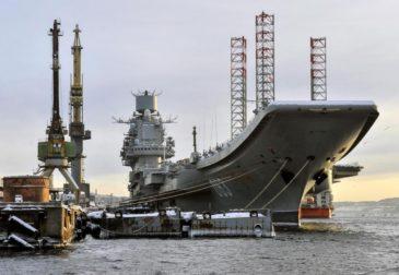 Сказочный авианосец: проклятье адмирала Кузнецова