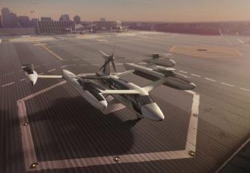 Мечтали о летающем такси? Будущее уже близко