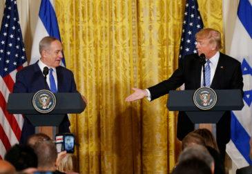 «Заговор века» против народа Палестины.  Дональд Трамп предложил план мирного урегулирования конфликта на Ближнем Востоке
