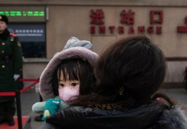 Власти Китая закрыли для выезда Ухань, город из которого начал распространение новый коронавирус