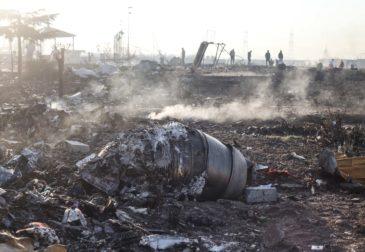 Иран сбил украинский Boeing