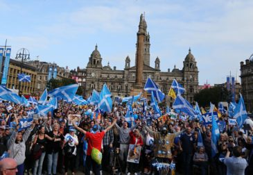 Шотландии отказали в независимости