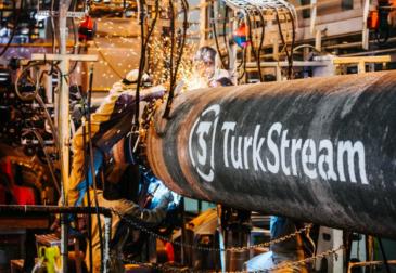 Газопровод «Турецкий поток» запущен
