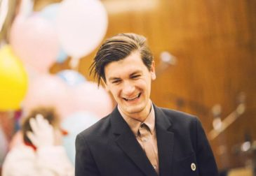 Александр Гудков стал лицом Gucci