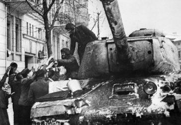 Минобороны рассекретило документы об освобождении Варшавы
