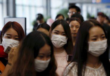 Загадочная китайская болезнь распространяется по всей стране