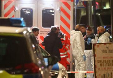 11 человек погибли в результате стрельбы в Германии