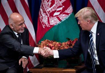Дональд Трамп готов заключить мир с Талибаном