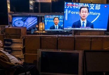 Китай поссорился с The Wall Street Journal