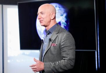 Джефф Безос пожертвует 10 миллиардов долларов на борьбу с климатическим кризисом