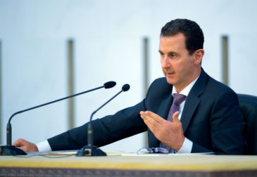 Трамп призывает Россию прекратить поддержку Асада