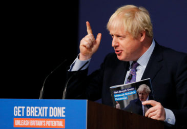 Теперь официально: Великобритания вышла из ЕС