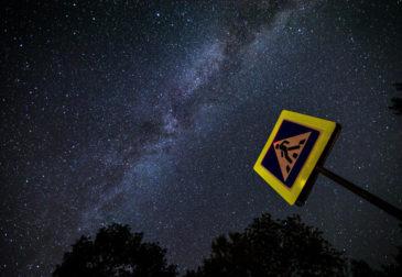 Астрономы обнаружили остатки времени