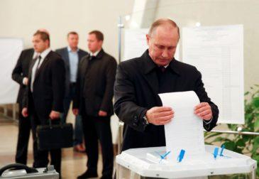 Голосование по поправкам в Конституцию РФ пройдёт 22 апреля