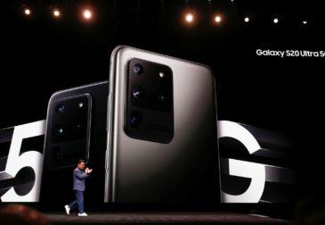 Раскладушка нового поколения и четырехкамерный смартфон: как Samsung обогнал Apple