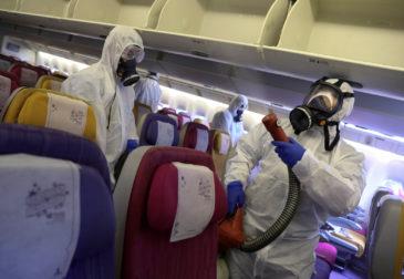 Авиакомпании разорятся из-за коронавируса