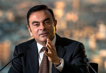 Nissan подал в суд на бывшего председателя компании, Карлоса Гона, требуя вернуть около 6 млрд рублей