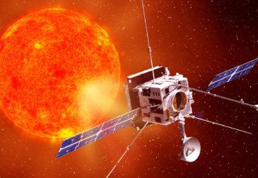 Новый зонд Solar Orbiter изучит ранее неизведанные области Солнца