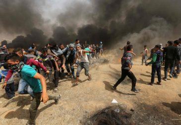 Палестина разрывает связи с Израилем и США