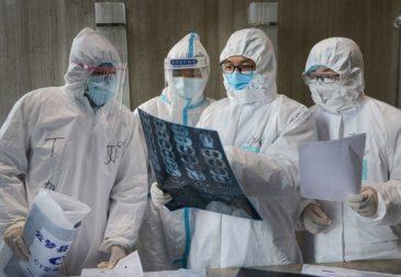 Китай сообщил о разработанной вакцине против коронавируса