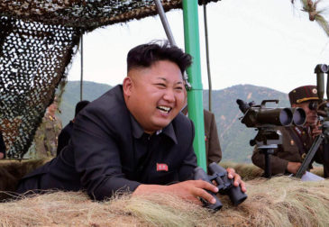 Северная Корея провела запуск ракет в сторону Японского моря