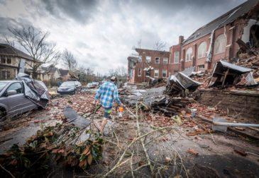 Торнадо в Теннесси: число жертв достигло 25
