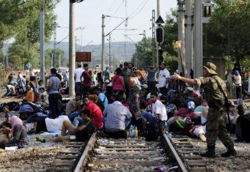 Турция открыла границы в ЕС для сирийских беженцев