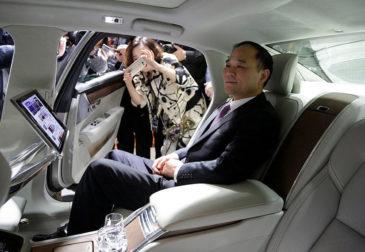 Ли Шуфу и его автобизнес