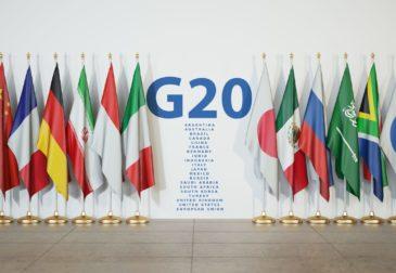 Состоялся первый в истории саммит G20 по видеосвязи
