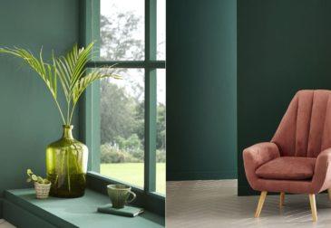 Почему зелёный стал главным цветом интерьерного дизайна