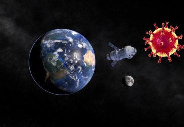 NASA останавливает сборку ракеты для полетов на Луну и Марс из-за коронавируса