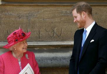 Королева Елизавета очень чувствительна к тому, через что предстоит пройти Гарри
