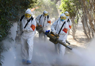 Китай скрыл масштабы распространения вируса