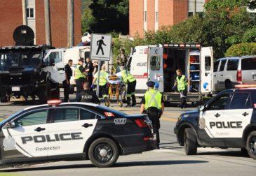 Канадский стрелок: самый массовый расстрел в истории страны
