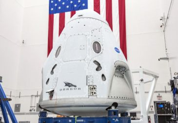 Crew Dragon стартовал на МКС