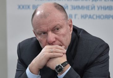 Владимир «Внезапный Прорыв» Потанин – человек-катастрофа