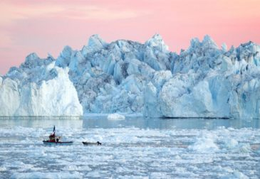 Американские ученые поставили страшный диагноз льдам Гренландии